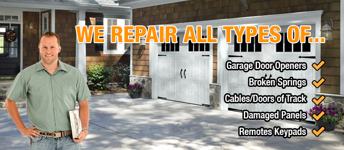 garage door repair Edgewater CO